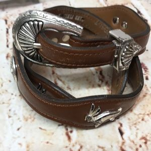 Native American Animal Belt